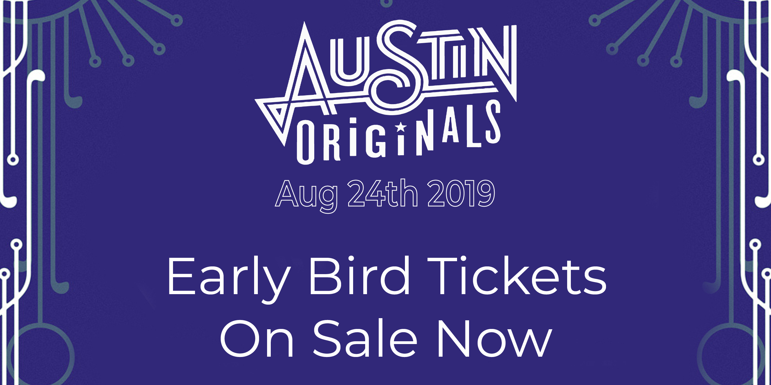 8th Annual Austin Originals Benefit Concert and Live Stream