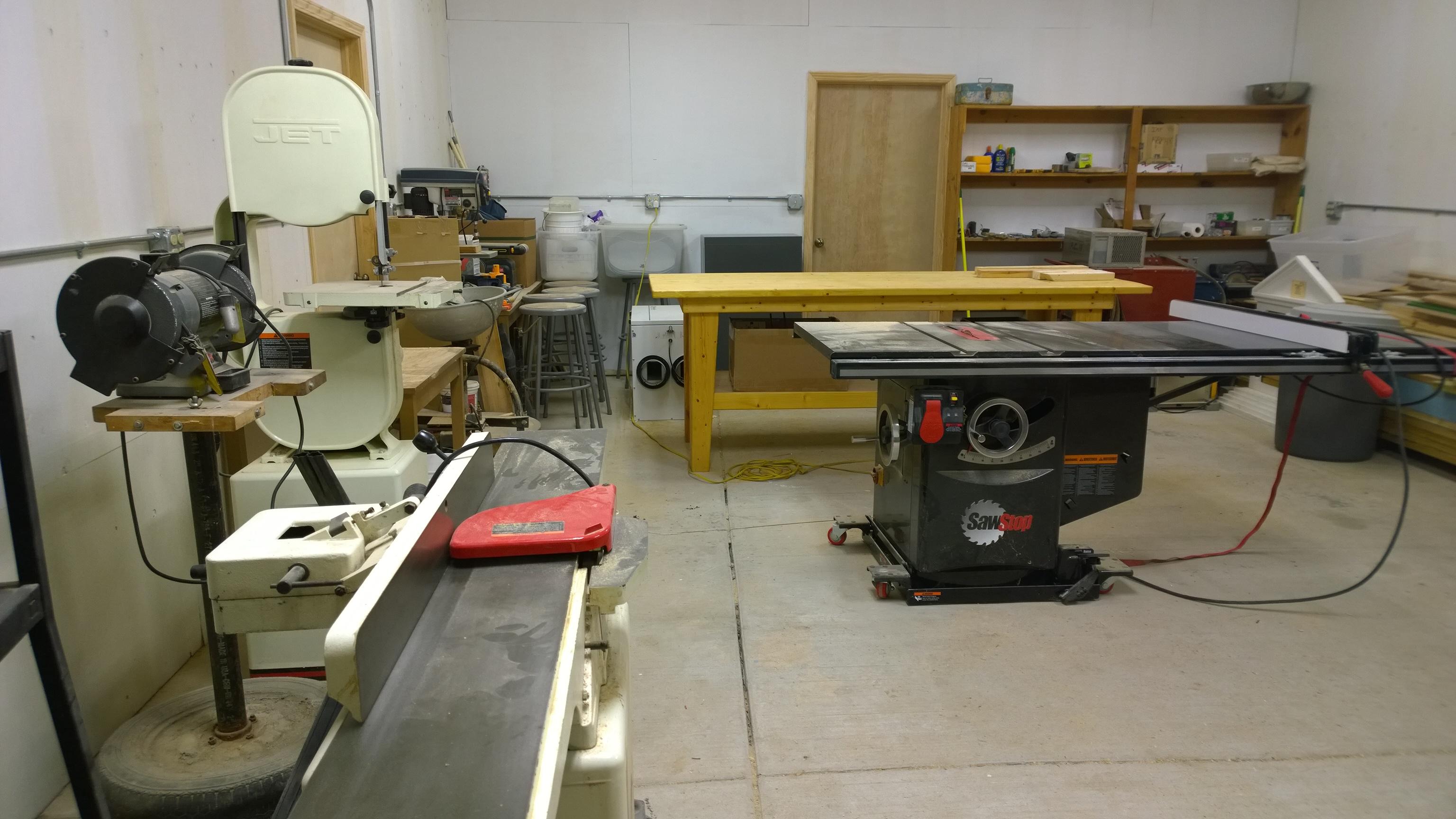 The Wood Shop