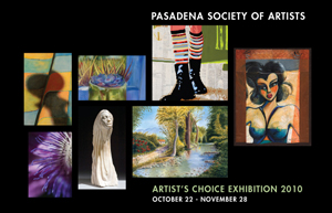 2nd Annual Artist's Choice Exhibition