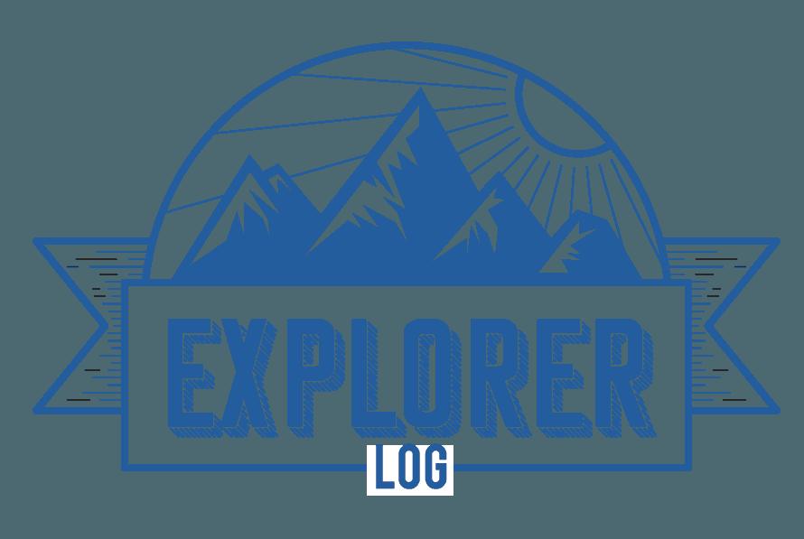 "New Blog - ""Explorer Log"" coming soon!"