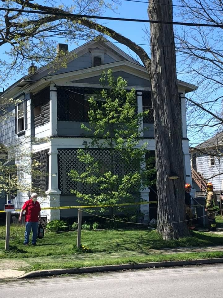 Meadville House Fire Leaves Local Residents Homeless
