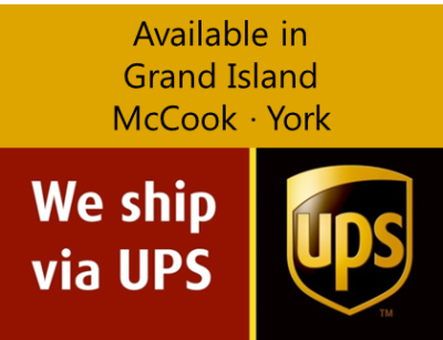 UPS Sign
