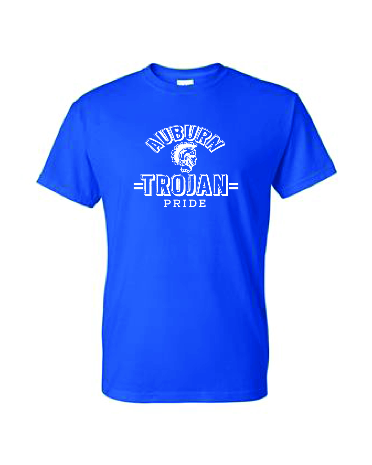 Auburn Trojan Pride - Blue (ADULT AND YOUTH AVAILABLE)