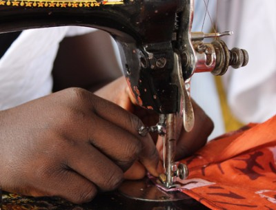 Teach and Help with Sewing at the Sewing Centre