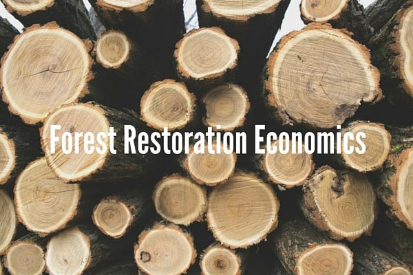 Forest Restoration Economics