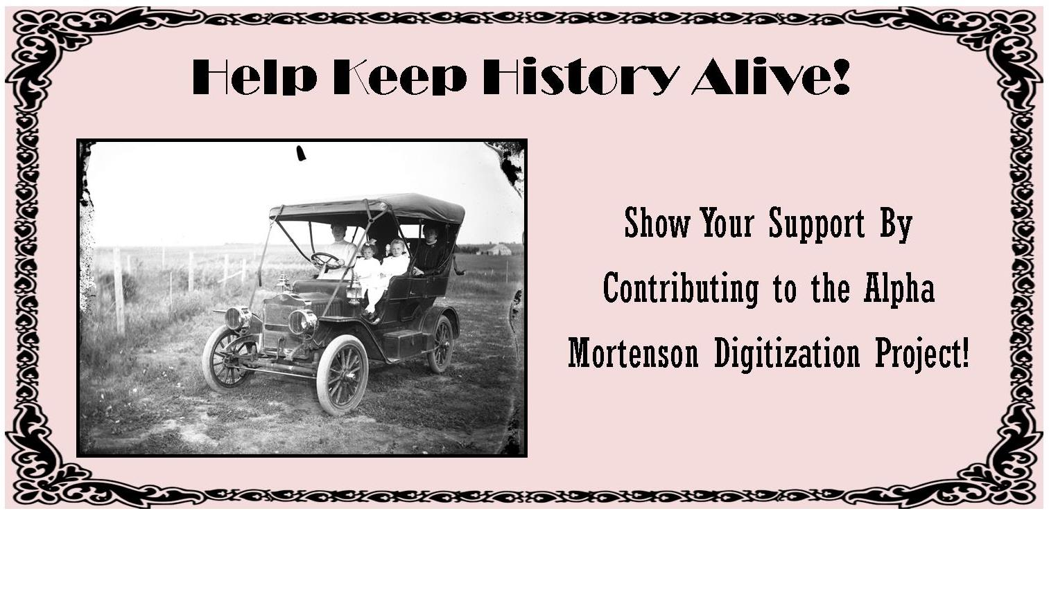 Alpha Mortenson Collection