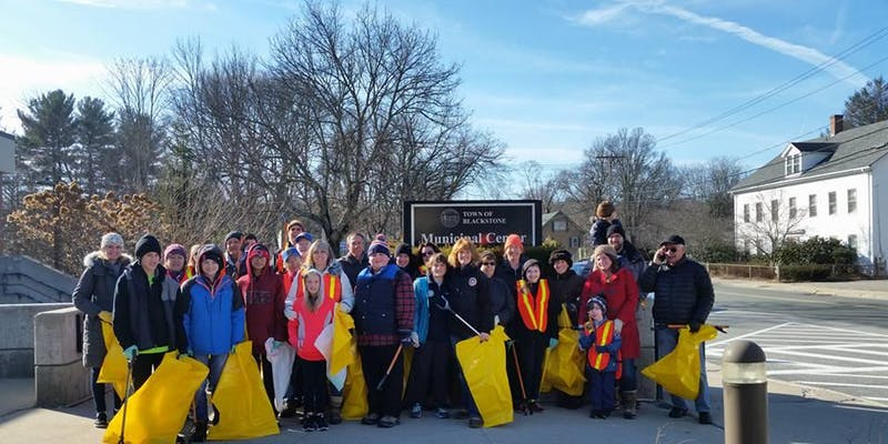 Blackstone Community Cleanup
