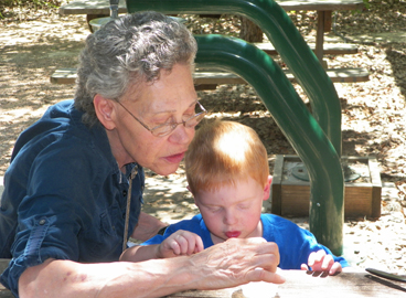 Enrichment through volunteering