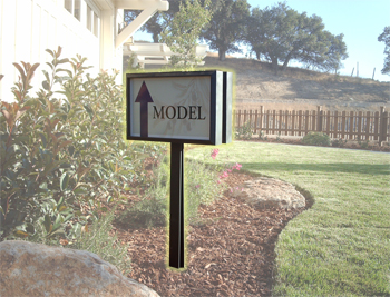 Model ID Signs