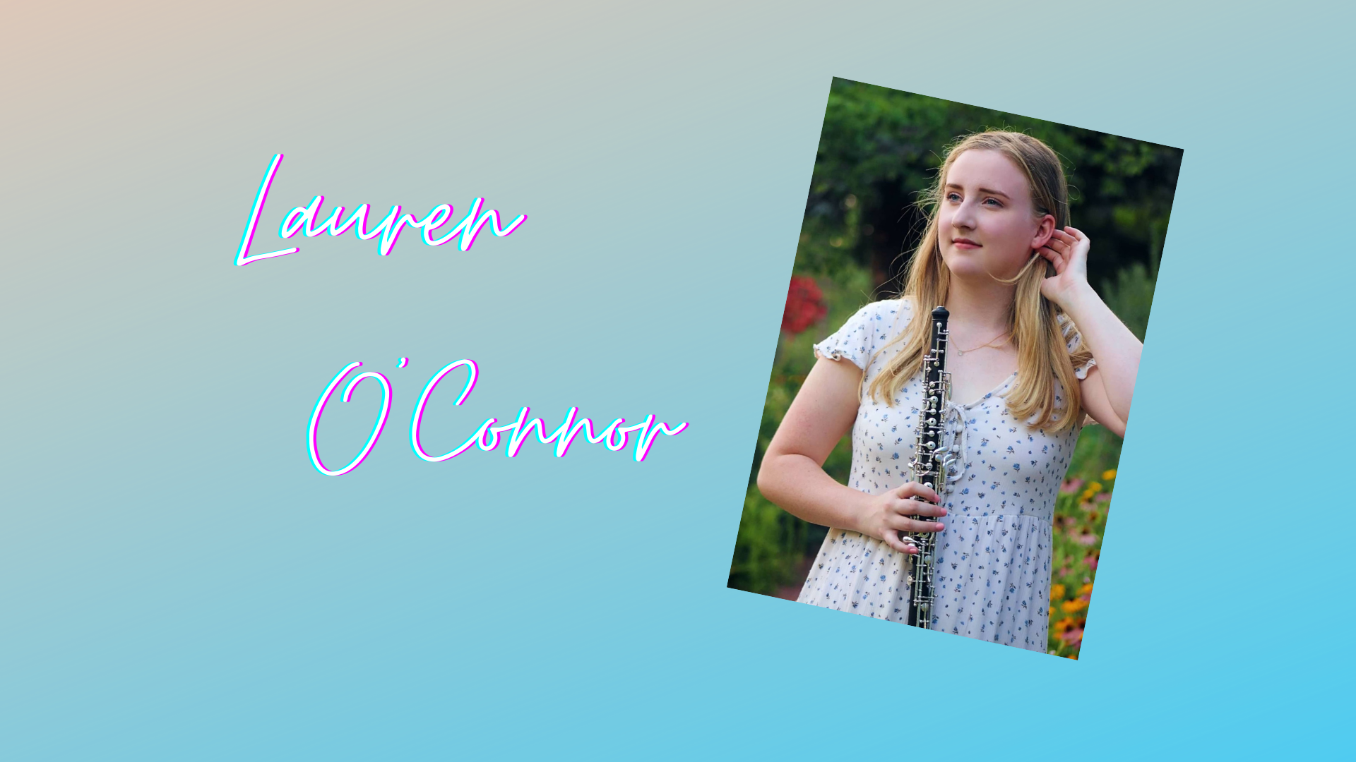 2021 Senior Spotlight: Lauren O'Connor