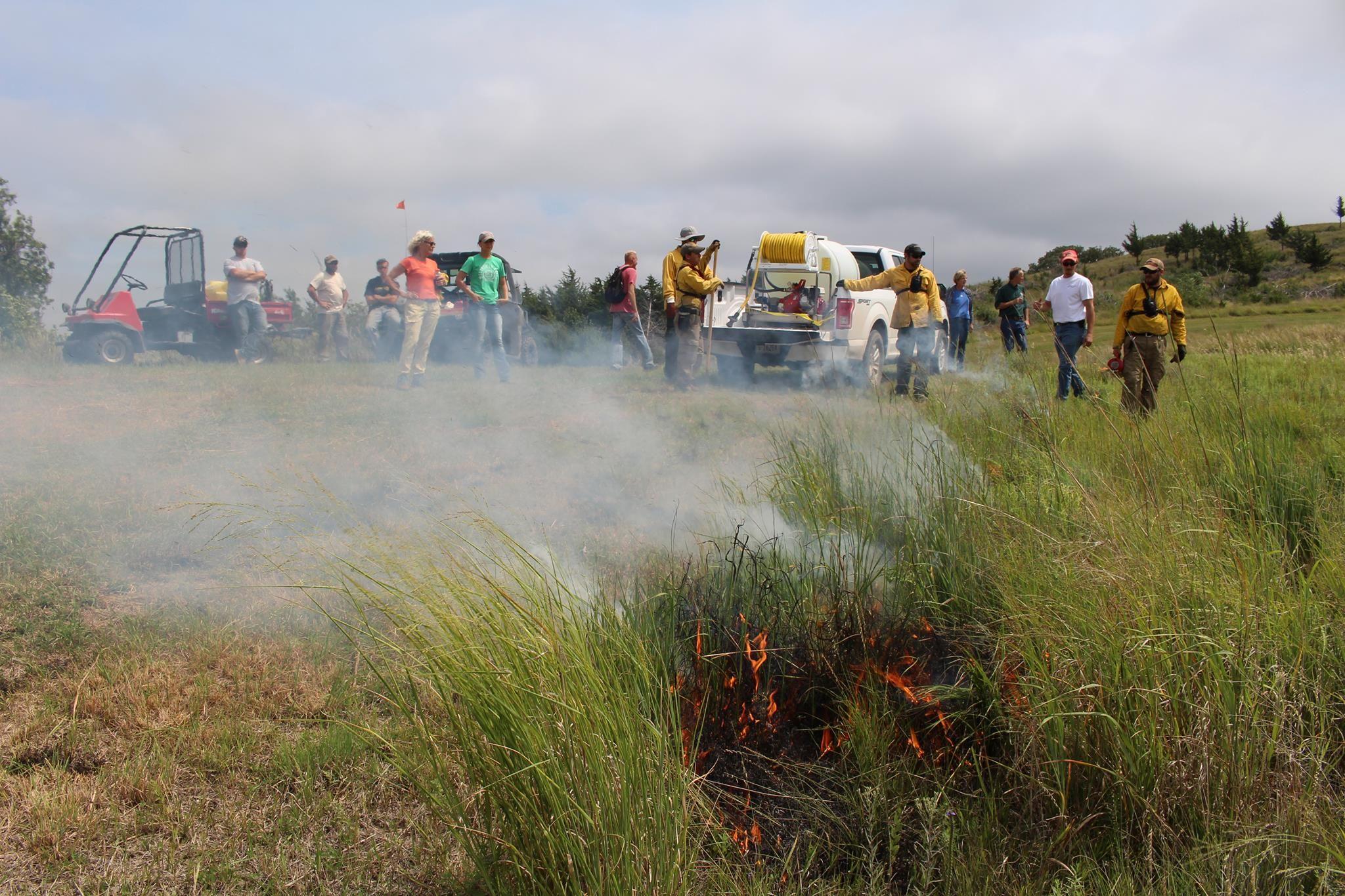 CE: Live Burn Demonstration