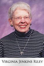Mrs. Virginia Jenkins Riley