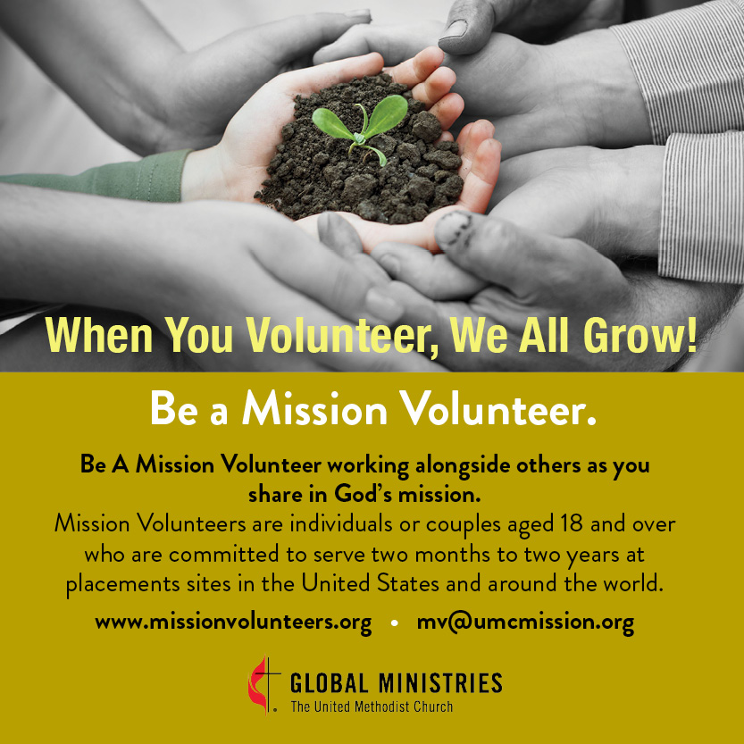 Mission Volunteers