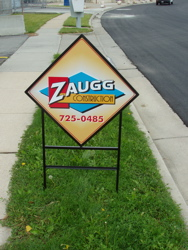 Yard & Contractor Signs