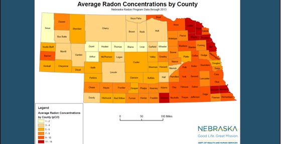 Radon Kits