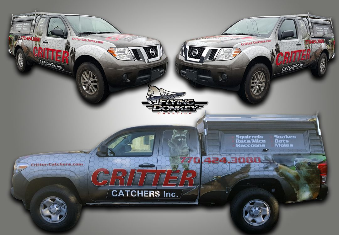 Critter Catchers