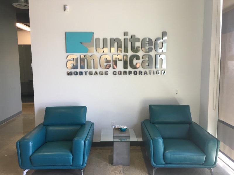 Office Lobby Decor