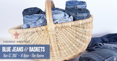 Blue Jeans and Baskets Bash