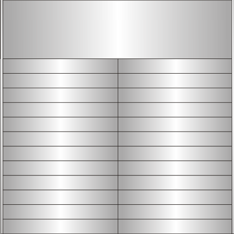 Large 24 Slot Directory Sign