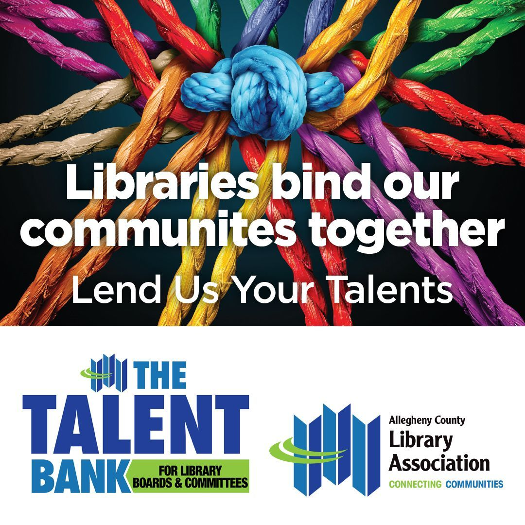 Allegheny County Libraries Launch Campaign to Diversify Leadership Boards and Committees