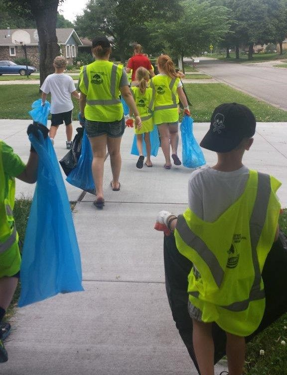 Summer Care 2015 Keep Lincoln & Lancaster County Beautiful Grant
