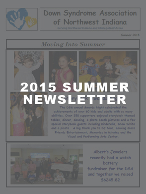 2015 Summer Newsletter