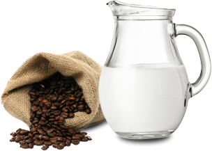 Featured Traditional Beverages contain the same two ingredients: espresso and milk