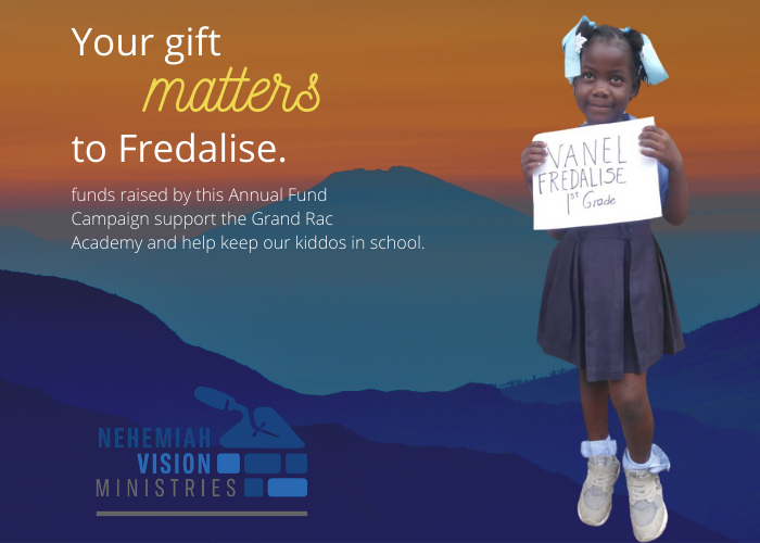 Annual Fund Campaign - Grand Rac Academy