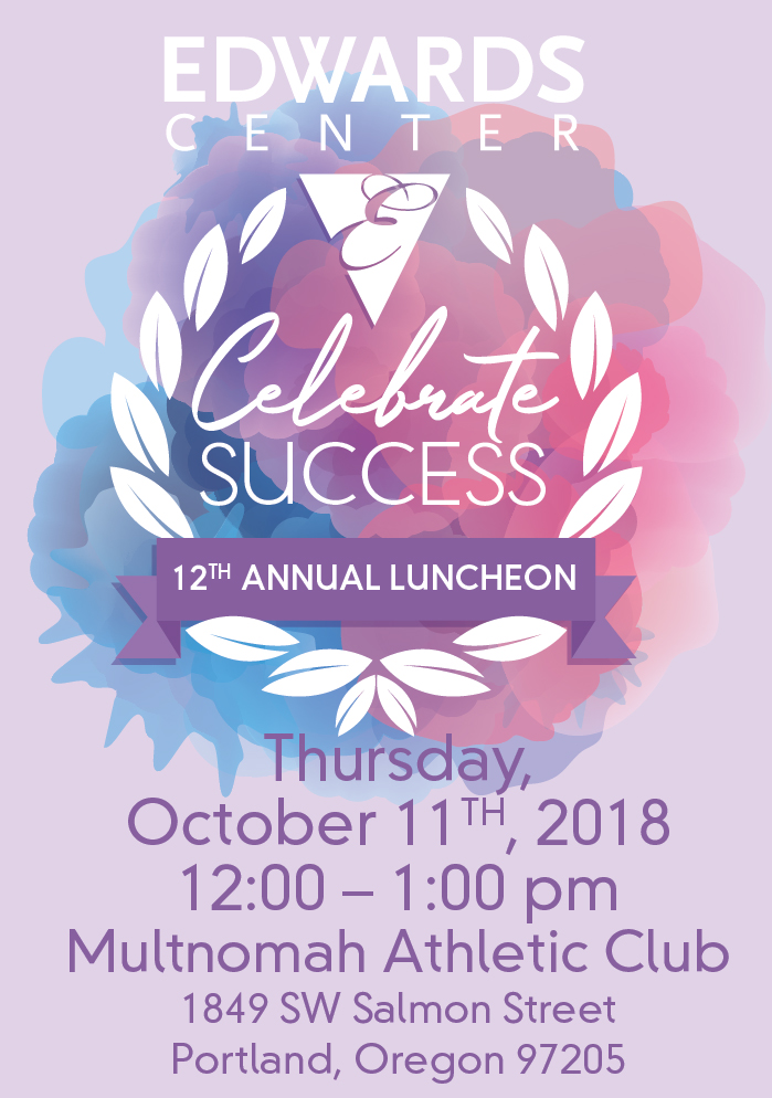12th Annual Luncheon, October 11, 2018