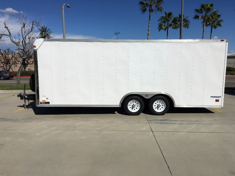 Cargo Trailer Graphics | San Pedro CA