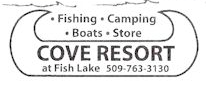 The Cove Resort at Fish Lake