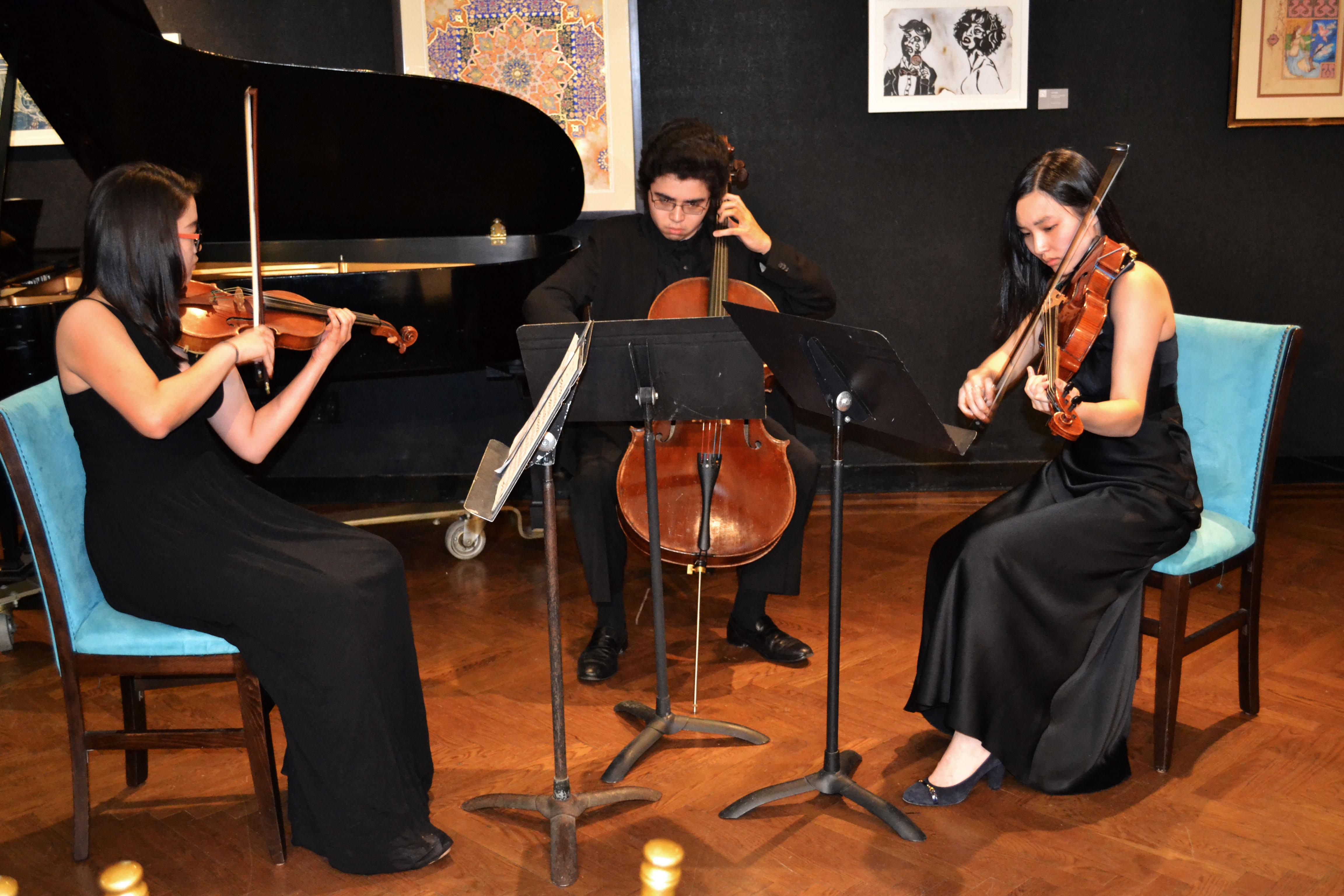 An Evening of Chamber Music   Chamber Music