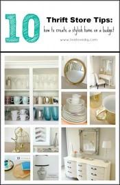 10 Thrift Store Tips