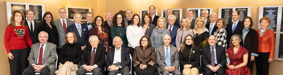 The Jewish Community Foundation Board of Trustees