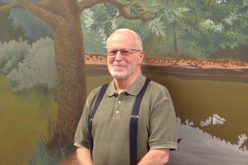 Treasurer/Secretary Bob Hunter