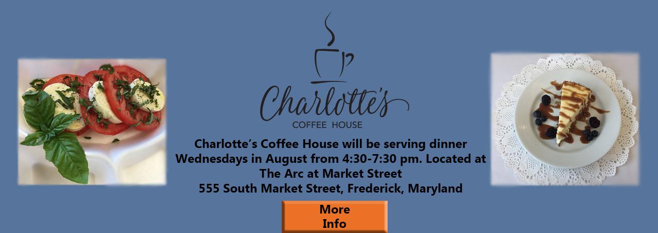 Charlotte's Dinner - August 2017