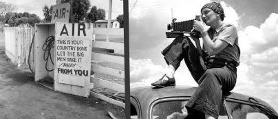 Dorothea Lange and The Farm Security Administration Project