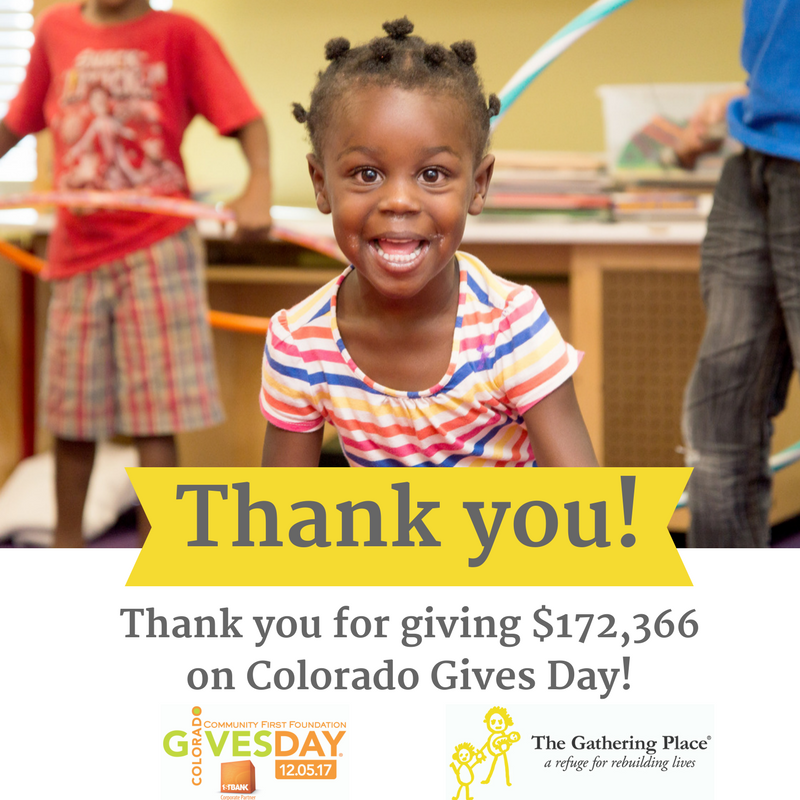 Colorado Gives Day Success