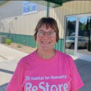 Mona Strege - ReStore Assistant Manager