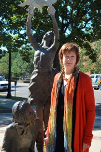 Birmingham novelist Sena Jeter Naslund lends Four Spirits title to civil rights memorial for slain children
