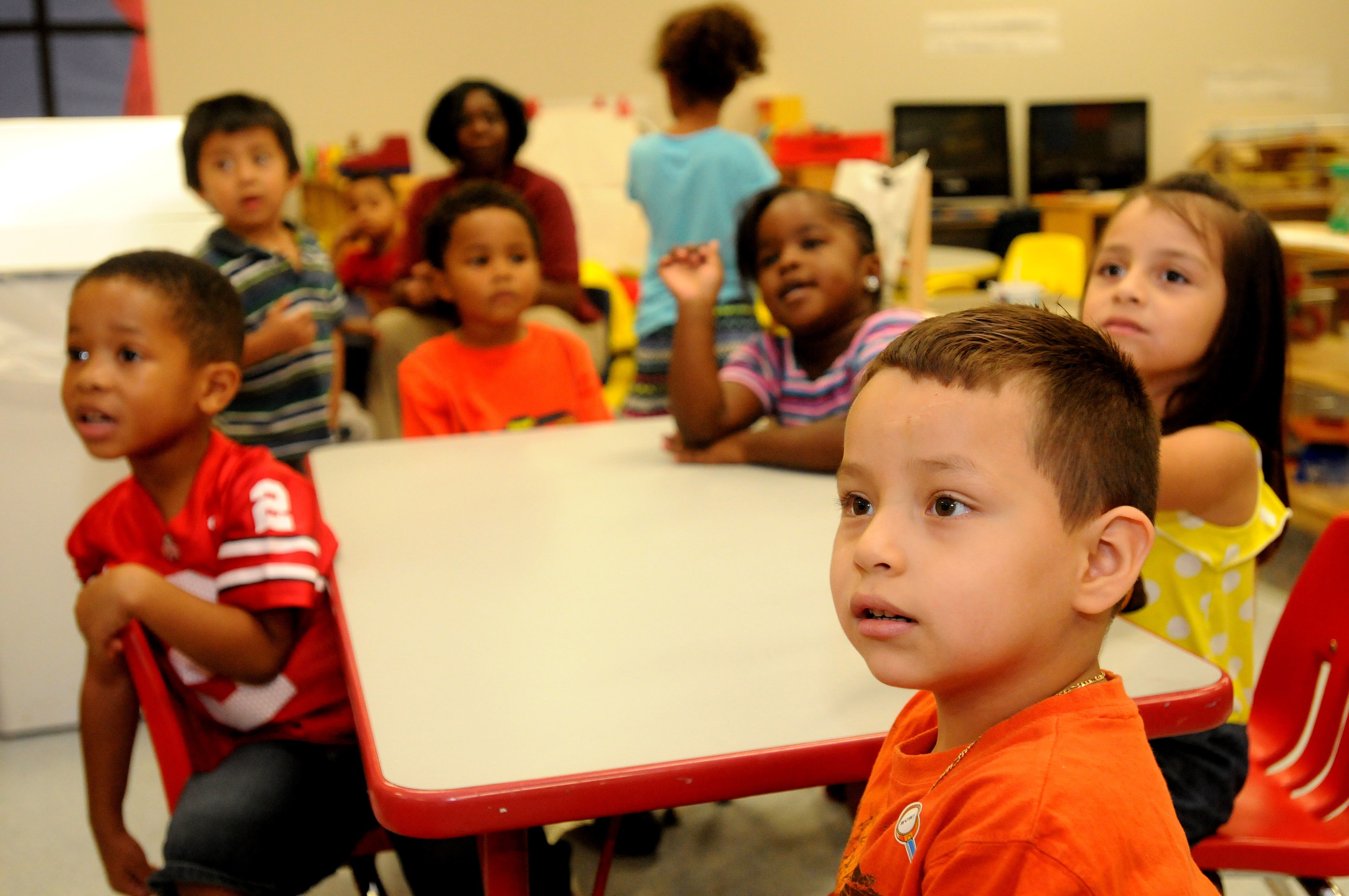 Head Start Early Childhood Program