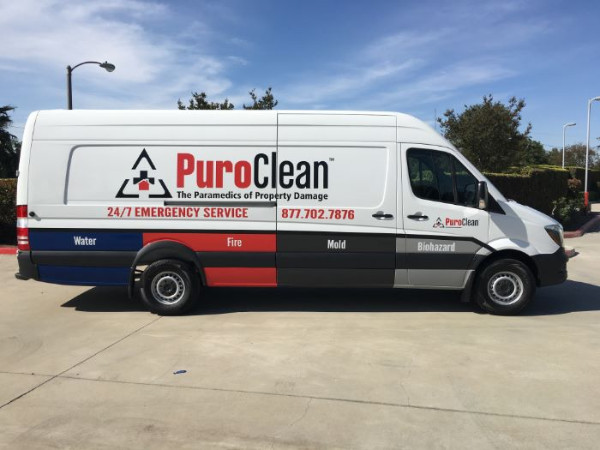 Vehicle graphics for franchises in Orange County CA