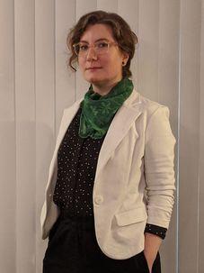 Rachel LeBlanc, Funeral Director Intern