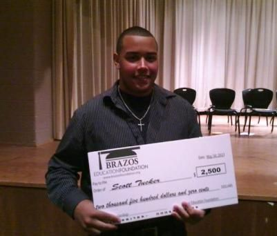 Scott Tucker - McGregor High School Graduate