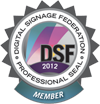 Digital Signage Federation Member