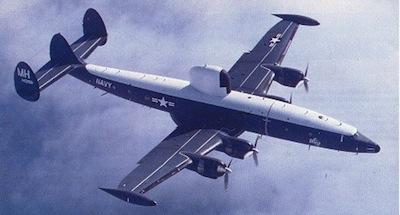 1969: Navy EC-121 Shot Down.