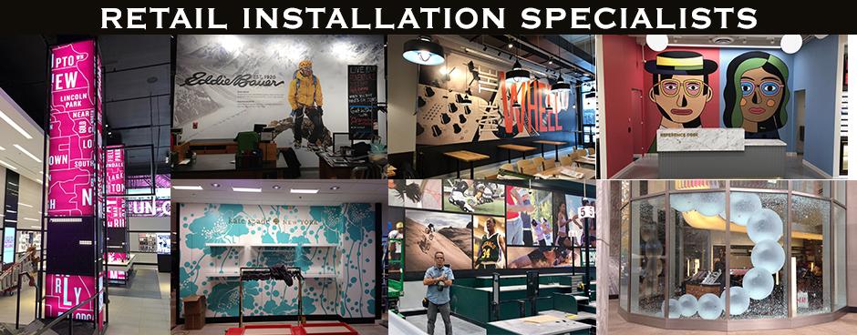 Retail Installation Specialists