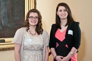 Belle Griffin & Elizabeth Ashley Leach