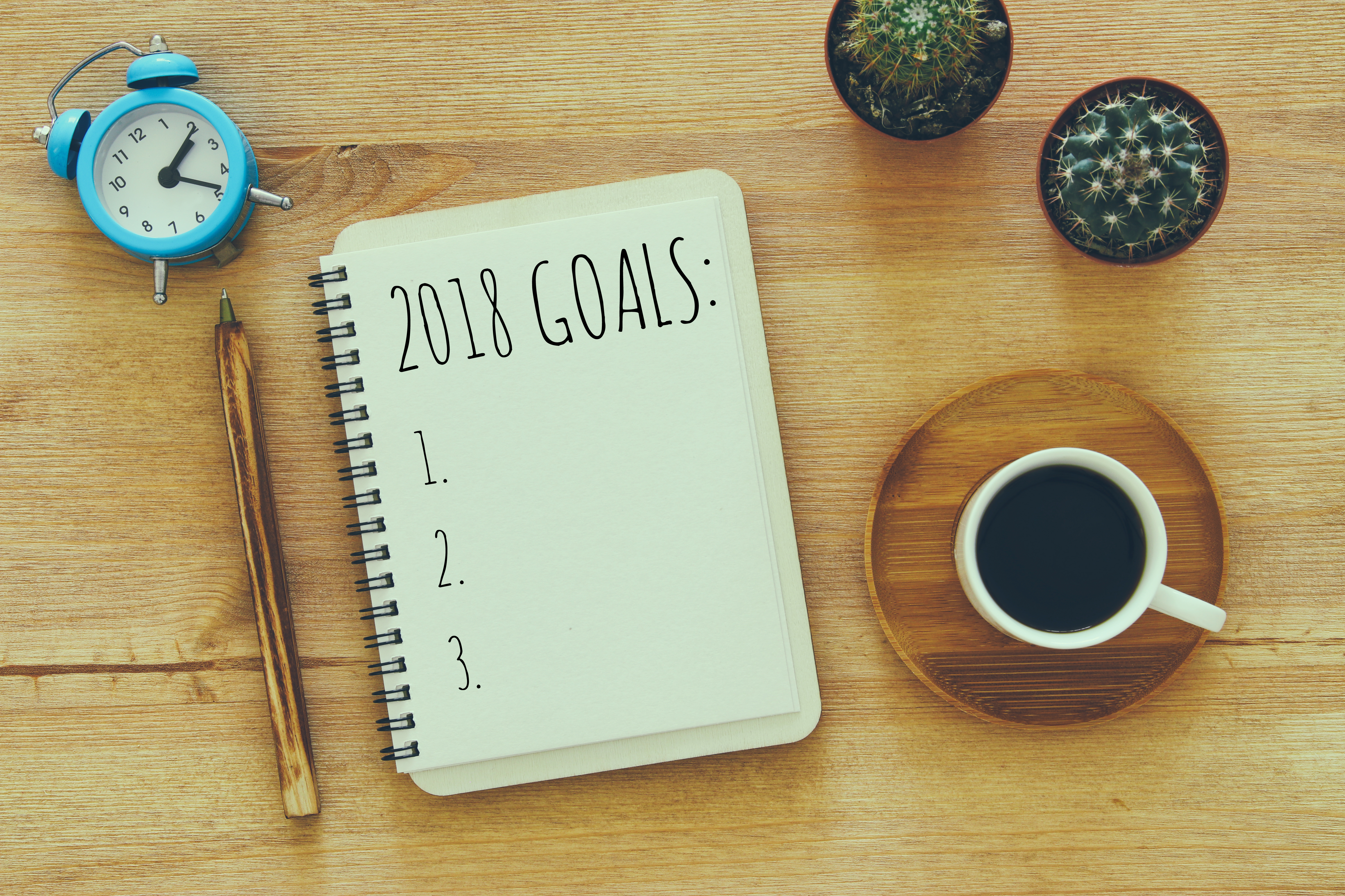 New Year's Resolutions: Make This Year Matter