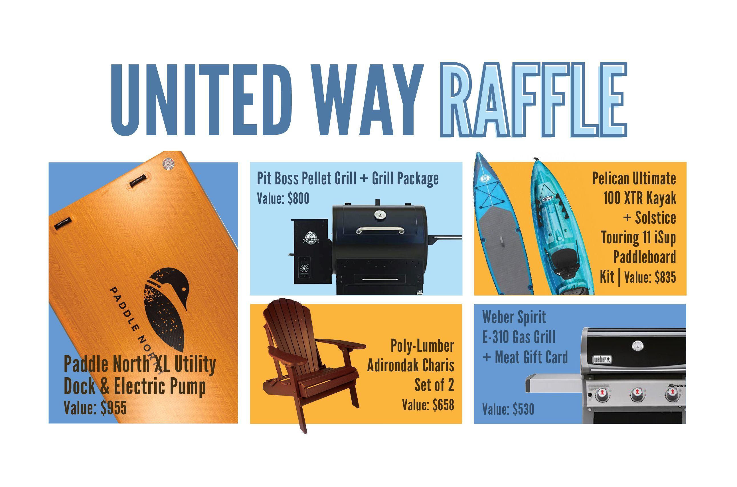 United Way Raffle